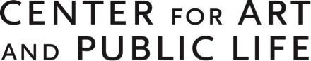 center for art and public life logo